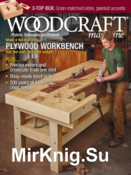 Woodcraft Magazine - August/September 2019