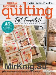 American Patchwork & Quilting - Issue 160