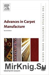 Advances in Carpet Manufacture 2nd Edition
