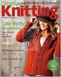Creative Knitting - Winter 2016