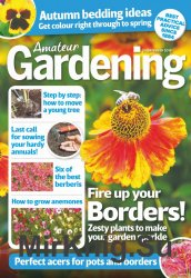 Amateur Gardening - 21 September 2019