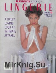 Playboy's Books Of Lingerie №11-12 1988