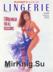 Playboy's Books Of Lingerie №3-4 1989