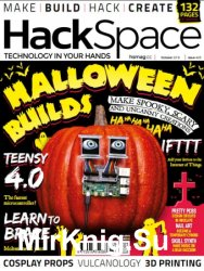 HackSpace - October 2019