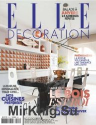 Elle Decoration France - Octobre 2019