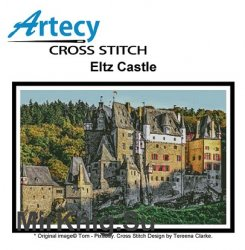 Eltz Castle (Artecy Cross Stitch)