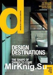 Designer Kitchen & Bathroom - August 2019
