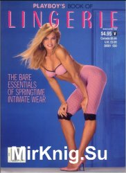 Playboy's Book Of Lingerie №3-4 1990