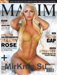 Maxim Australia №10 2019