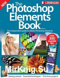 The Photoshop Elements Book Vol.2 Revised Edition 2015
