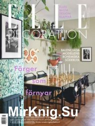 Elle Decoration Sweden - November 2019