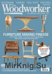 The Woodworker & Good Woodworking - November 2019