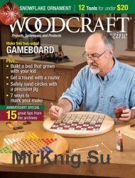 Woodcraft Magazine - December 2019/January 2020