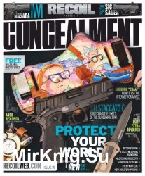 Recoil Presents: Concealment - Issue 15