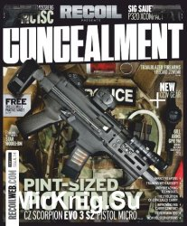 Recoil Presents: Concealment - Issue 14