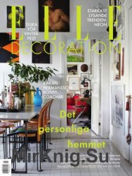 ELLE Decoration Sweden - Januari 2020