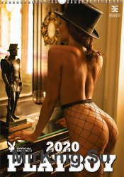 Playboy - Official Calendar 2020
