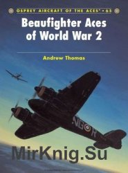 Beaufighter Aces of World War II (Osprey Aircraft of the Aces 65)