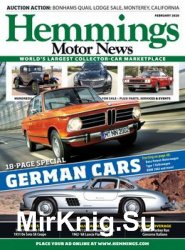Hemmings Motor News - February 2020