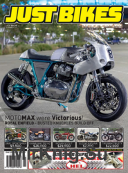 Just Bikes - ISSUE 373