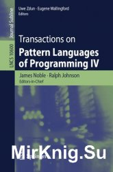 Transactions on Pattern Languages of Programming IV