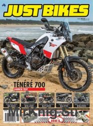 Just Bikes - ISSUE 374