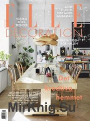 Elle Decoration Sweden - Februari 2020