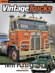 Vintage Trucks & Commercials - July/August 2018