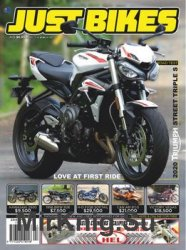 Just Bikes - ISSUE 377