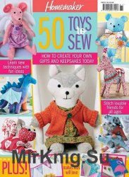 Homemaker - 50 Toys to Sew