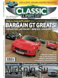 Classic & Sports Car UK - July 2016