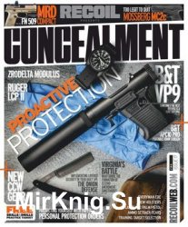 Recoil Presents: Concealment - Issue 17