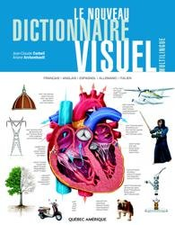 The New Visual Dictionary. French, English, Spanish, German, Italian (Le Nouveau Dictionnaire visuel)