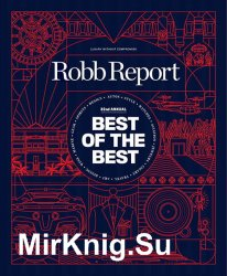 Robb Report №6 2020 USA