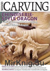 Woodcarving - Issue 175