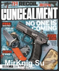 Recoil Presents: Concealment - Issue 18
